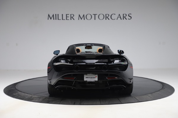 New 2020 McLaren 720S Spider Convertible for sale Sold at Pagani of Greenwich in Greenwich CT 06830 5