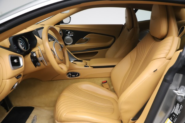Used 2017 Aston Martin DB11 V12 Coupe for sale Sold at Pagani of Greenwich in Greenwich CT 06830 13