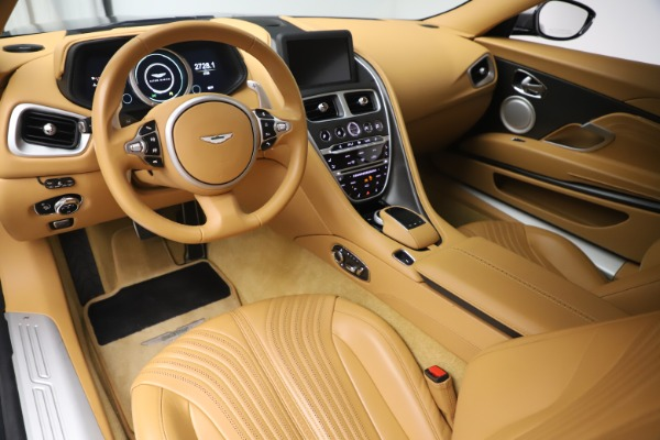 Used 2017 Aston Martin DB11 V12 Coupe for sale Sold at Pagani of Greenwich in Greenwich CT 06830 14