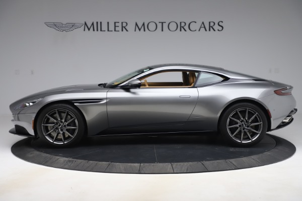 Used 2017 Aston Martin DB11 V12 Coupe for sale Sold at Pagani of Greenwich in Greenwich CT 06830 2