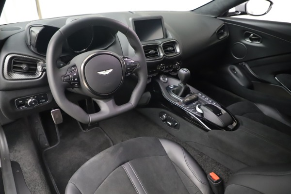 Used 2020 Aston Martin Vantage AMR Coupe for sale Sold at Pagani of Greenwich in Greenwich CT 06830 13