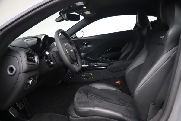 Used 2020 Aston Martin Vantage AMR Coupe for sale Sold at Pagani of Greenwich in Greenwich CT 06830 14