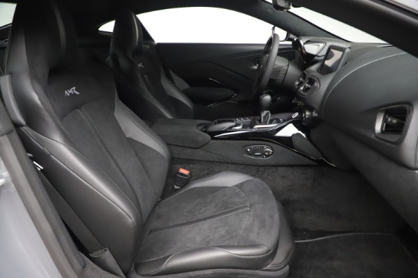 Used 2020 Aston Martin Vantage AMR Coupe for sale Sold at Pagani of Greenwich in Greenwich CT 06830 18