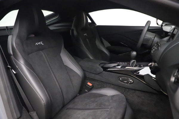 Used 2020 Aston Martin Vantage AMR Coupe for sale Sold at Pagani of Greenwich in Greenwich CT 06830 19