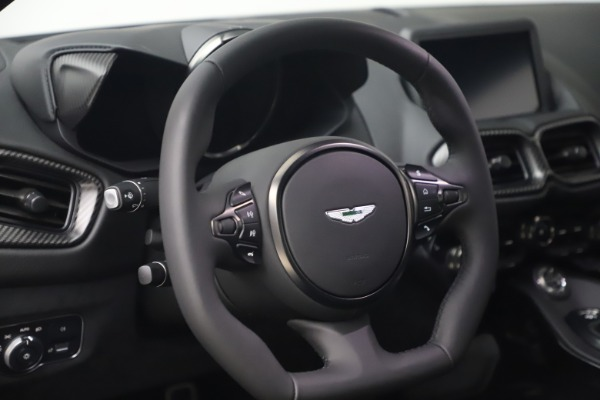 Used 2020 Aston Martin Vantage AMR Coupe for sale Sold at Pagani of Greenwich in Greenwich CT 06830 20
