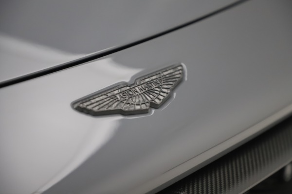 Used 2020 Aston Martin Vantage AMR Coupe for sale Sold at Pagani of Greenwich in Greenwich CT 06830 24