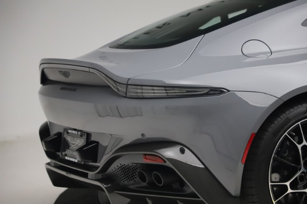 Used 2020 Aston Martin Vantage AMR Coupe for sale Sold at Pagani of Greenwich in Greenwich CT 06830 26