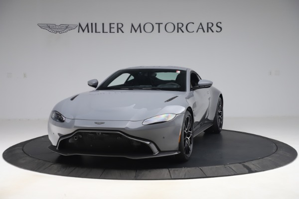 Used 2020 Aston Martin Vantage AMR Coupe for sale Sold at Pagani of Greenwich in Greenwich CT 06830 3