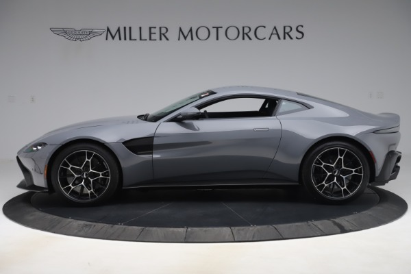 Used 2020 Aston Martin Vantage AMR Coupe for sale Sold at Pagani of Greenwich in Greenwich CT 06830 4