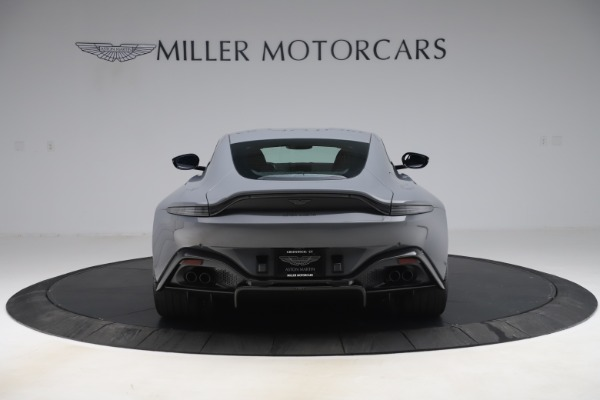 Used 2020 Aston Martin Vantage AMR Coupe for sale Sold at Pagani of Greenwich in Greenwich CT 06830 7