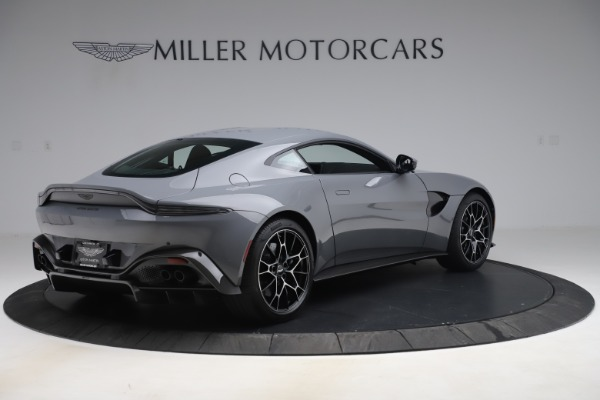 Used 2020 Aston Martin Vantage AMR Coupe for sale Sold at Pagani of Greenwich in Greenwich CT 06830 9
