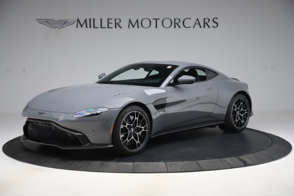 Used 2020 Aston Martin Vantage AMR Coupe for sale Sold at Pagani of Greenwich in Greenwich CT 06830 1
