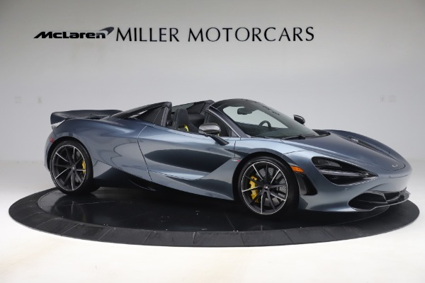 Used 2020 McLaren 720S Spider Convertible for sale Call for price at Pagani of Greenwich in Greenwich CT 06830 10