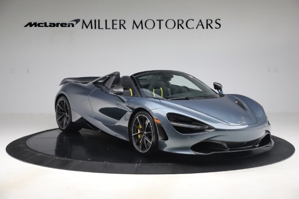 Used 2020 McLaren 720S Spider Convertible for sale Call for price at Pagani of Greenwich in Greenwich CT 06830 11