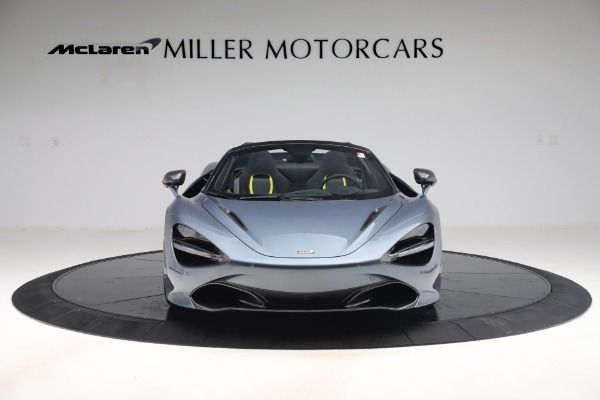 Used 2020 McLaren 720S Spider Convertible for sale Call for price at Pagani of Greenwich in Greenwich CT 06830 12