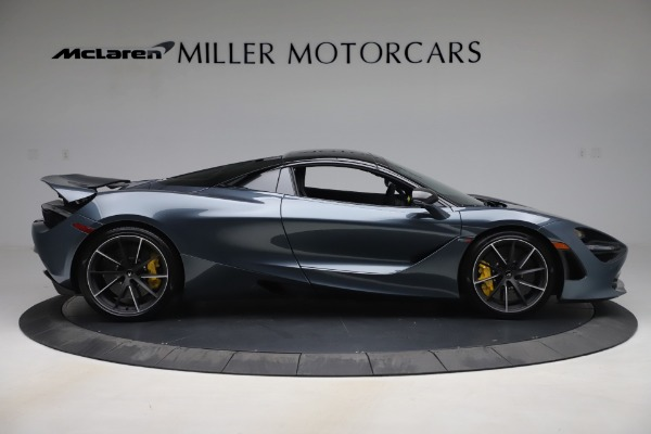 Used 2020 McLaren 720S Spider Convertible for sale Call for price at Pagani of Greenwich in Greenwich CT 06830 13