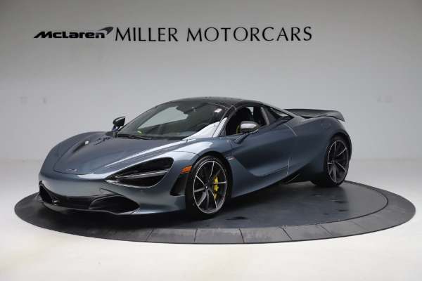 Used 2020 McLaren 720S Spider Convertible for sale Call for price at Pagani of Greenwich in Greenwich CT 06830 15