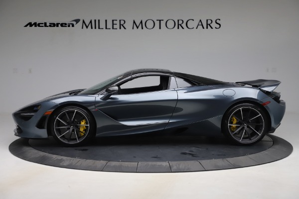 Used 2020 McLaren 720S Spider Convertible for sale Call for price at Pagani of Greenwich in Greenwich CT 06830 16