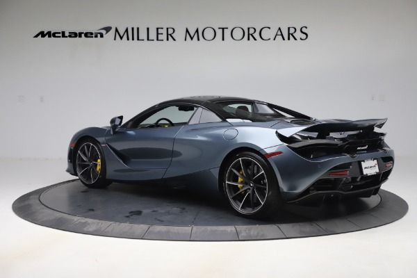 Used 2020 McLaren 720S Spider Convertible for sale Call for price at Pagani of Greenwich in Greenwich CT 06830 17