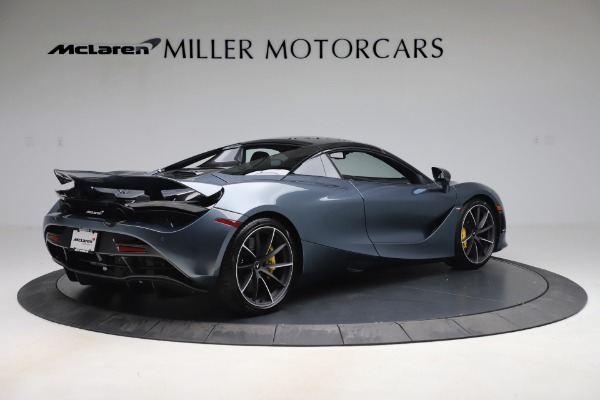 Used 2020 McLaren 720S Spider Convertible for sale Call for price at Pagani of Greenwich in Greenwich CT 06830 18