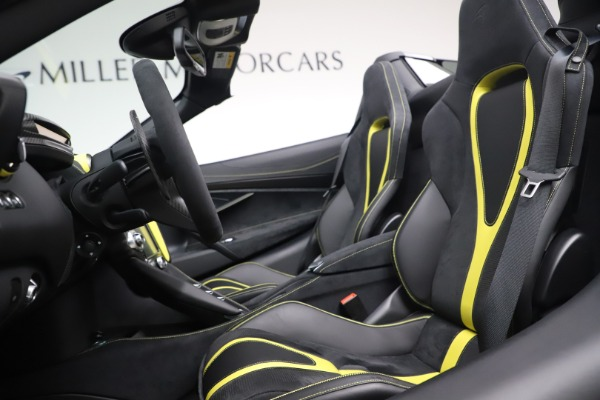Used 2020 McLaren 720S Spider Convertible for sale Call for price at Pagani of Greenwich in Greenwich CT 06830 20