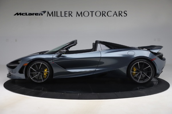 Used 2020 McLaren 720S Spider Convertible for sale Call for price at Pagani of Greenwich in Greenwich CT 06830 3