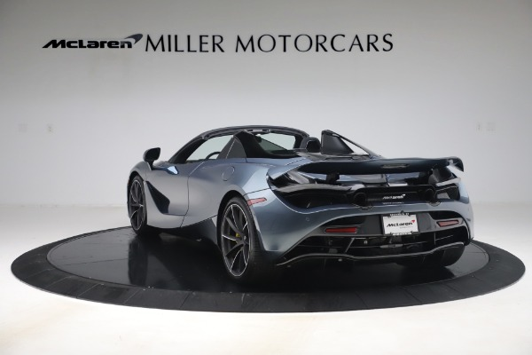 Used 2020 McLaren 720S Spider Convertible for sale Call for price at Pagani of Greenwich in Greenwich CT 06830 5
