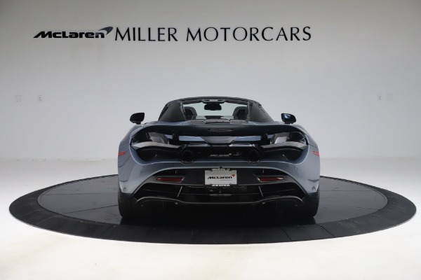 Used 2020 McLaren 720S Spider Convertible for sale Call for price at Pagani of Greenwich in Greenwich CT 06830 6