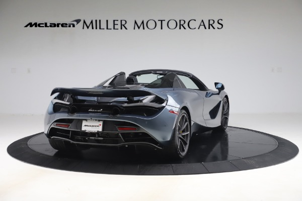Used 2020 McLaren 720S Spider Convertible for sale Call for price at Pagani of Greenwich in Greenwich CT 06830 7