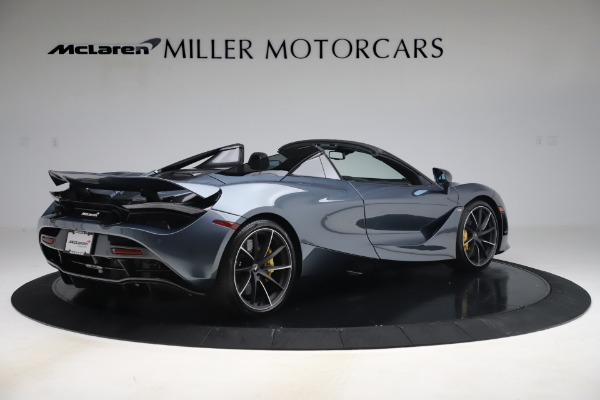Used 2020 McLaren 720S Spider Convertible for sale Call for price at Pagani of Greenwich in Greenwich CT 06830 8