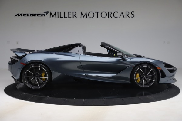 Used 2020 McLaren 720S Spider Convertible for sale Call for price at Pagani of Greenwich in Greenwich CT 06830 9