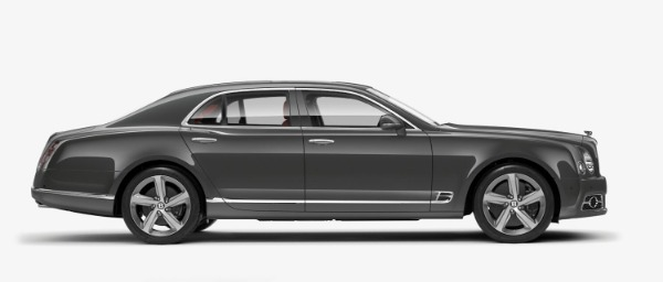 New 2019 Bentley Mulsanne Speed for sale Sold at Pagani of Greenwich in Greenwich CT 06830 2