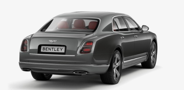 New 2019 Bentley Mulsanne Speed for sale Sold at Pagani of Greenwich in Greenwich CT 06830 3