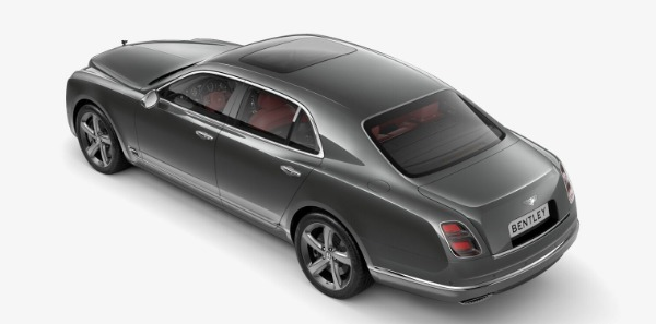 New 2019 Bentley Mulsanne Speed for sale Sold at Pagani of Greenwich in Greenwich CT 06830 4