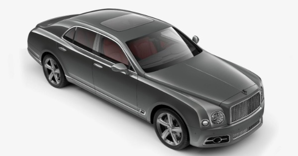 New 2019 Bentley Mulsanne Speed for sale Sold at Pagani of Greenwich in Greenwich CT 06830 5