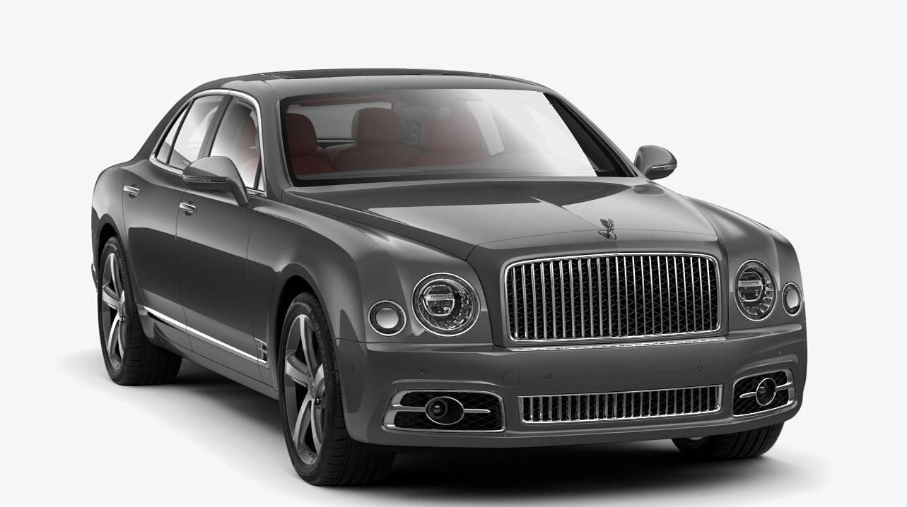 New 2019 Bentley Mulsanne Speed for sale Sold at Pagani of Greenwich in Greenwich CT 06830 1