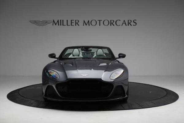 Used 2020 Aston Martin DBS Superleggera Volante for sale Sold at Pagani of Greenwich in Greenwich CT 06830 11