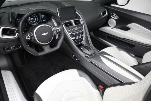 Used 2020 Aston Martin DBS Superleggera Volante for sale Sold at Pagani of Greenwich in Greenwich CT 06830 14