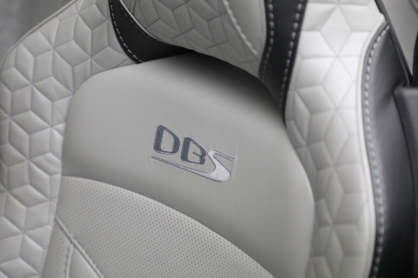 Used 2020 Aston Martin DBS Superleggera Volante for sale Sold at Pagani of Greenwich in Greenwich CT 06830 17