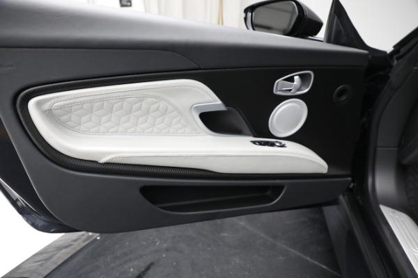 Used 2020 Aston Martin DBS Superleggera Volante for sale Sold at Pagani of Greenwich in Greenwich CT 06830 18