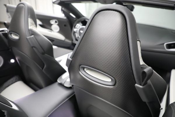 Used 2020 Aston Martin DBS Superleggera Volante for sale Sold at Pagani of Greenwich in Greenwich CT 06830 22