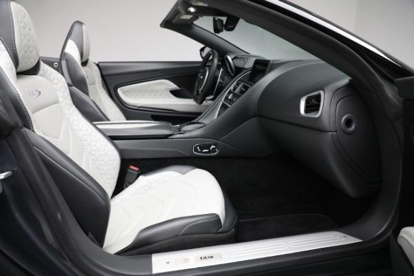 Used 2020 Aston Martin DBS Superleggera Volante for sale Sold at Pagani of Greenwich in Greenwich CT 06830 25
