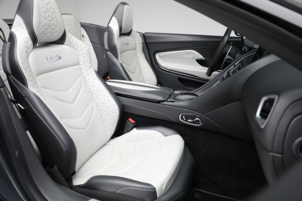 Used 2020 Aston Martin DBS Superleggera Volante for sale Sold at Pagani of Greenwich in Greenwich CT 06830 26