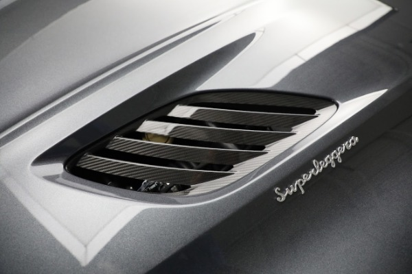 Used 2020 Aston Martin DBS Superleggera Volante for sale Sold at Pagani of Greenwich in Greenwich CT 06830 27