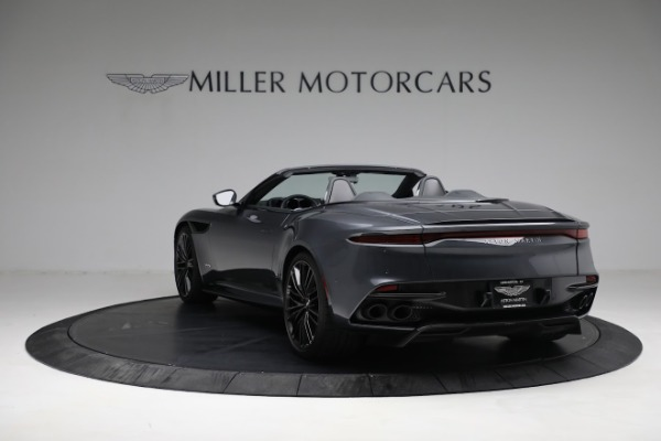 Used 2020 Aston Martin DBS Superleggera Volante for sale Sold at Pagani of Greenwich in Greenwich CT 06830 4