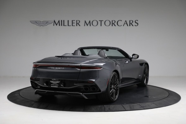 Used 2020 Aston Martin DBS Superleggera Volante for sale Sold at Pagani of Greenwich in Greenwich CT 06830 6