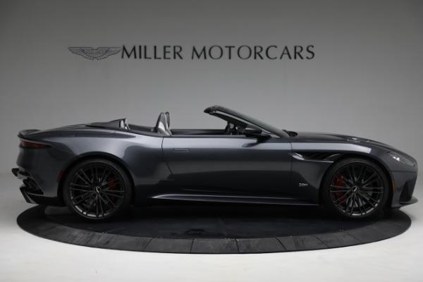 Used 2020 Aston Martin DBS Superleggera Volante for sale Sold at Pagani of Greenwich in Greenwich CT 06830 8