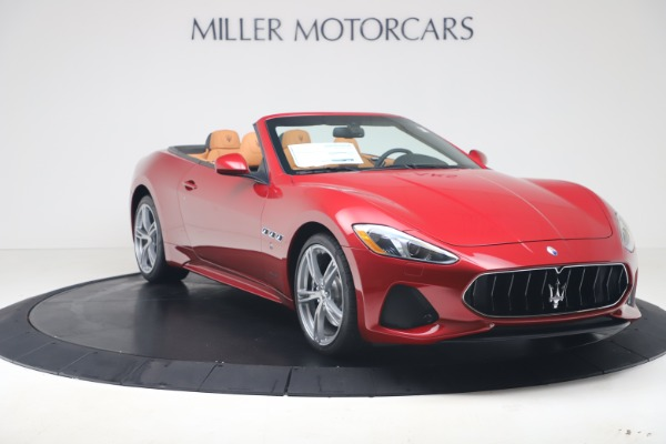 New 2019 Maserati GranTurismo Sport for sale $162,520 at Pagani of Greenwich in Greenwich CT 06830 11