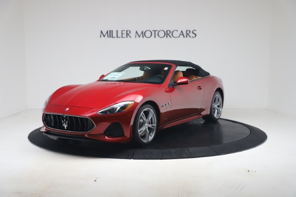 New 2019 Maserati GranTurismo Sport for sale $162,520 at Pagani of Greenwich in Greenwich CT 06830 13