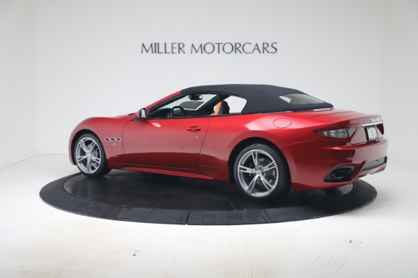 New 2019 Maserati GranTurismo Sport for sale $162,520 at Pagani of Greenwich in Greenwich CT 06830 15